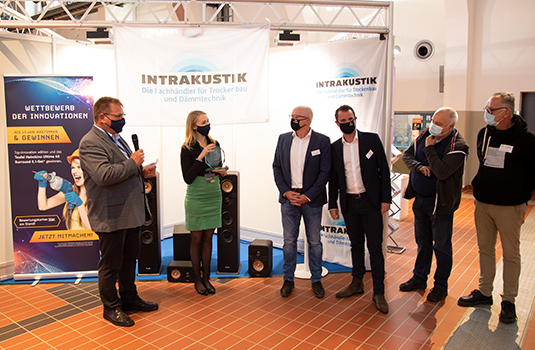 Intrakustik Innovationsschau 2020